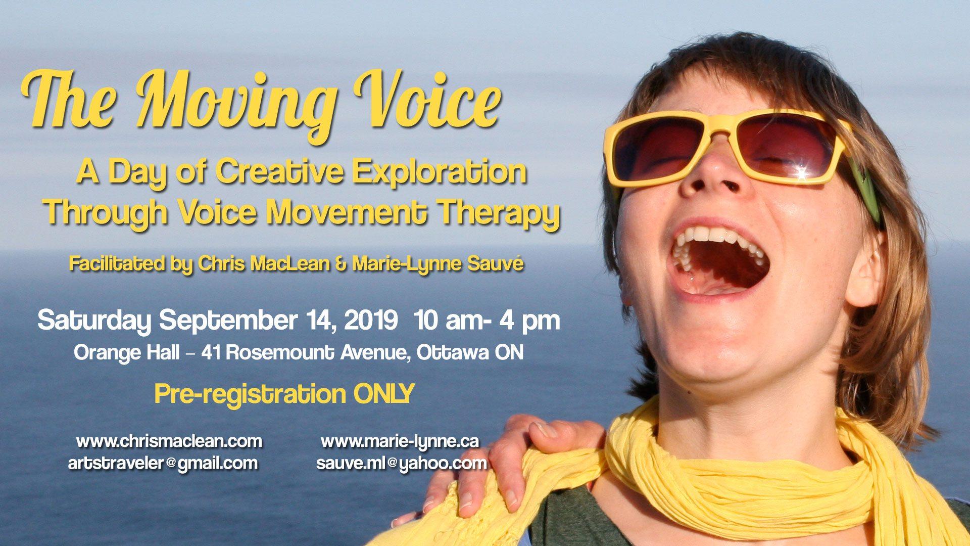Moving Voice Workshop